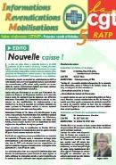Journal CGT RATP Informations Revendications Mobilisations n°5