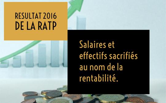 Salaires et effectifs sacrifiés au nom de la rentabilité.