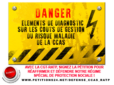 A la RATP, défendons notre régime spécial de protection sociale !